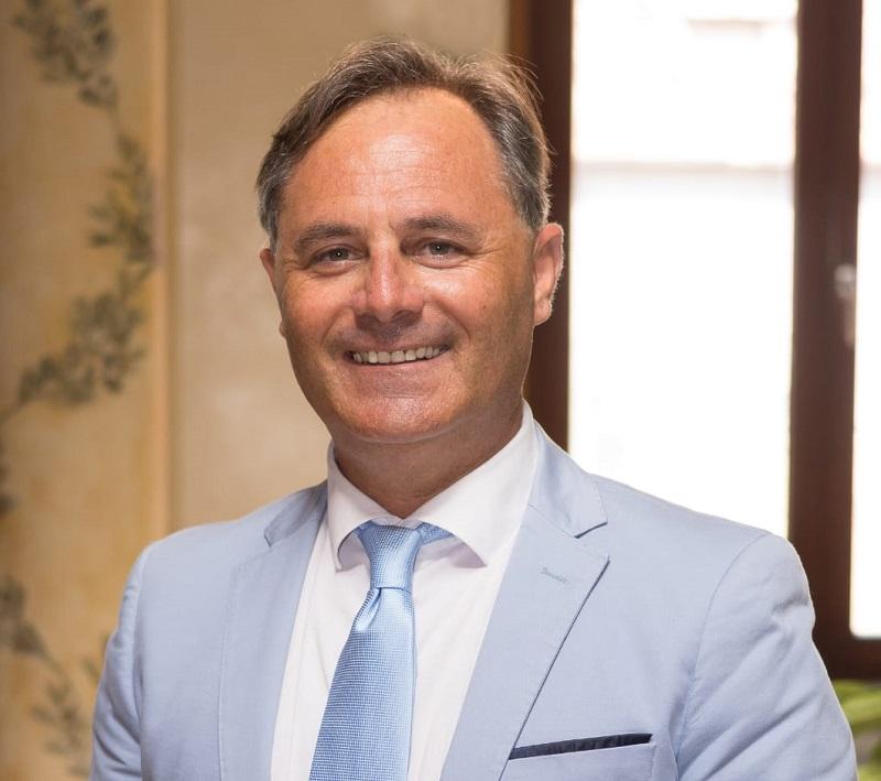 Il vicesindaco Luca Benni