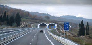 Trasversale tratto Cinelli - Monte Romano