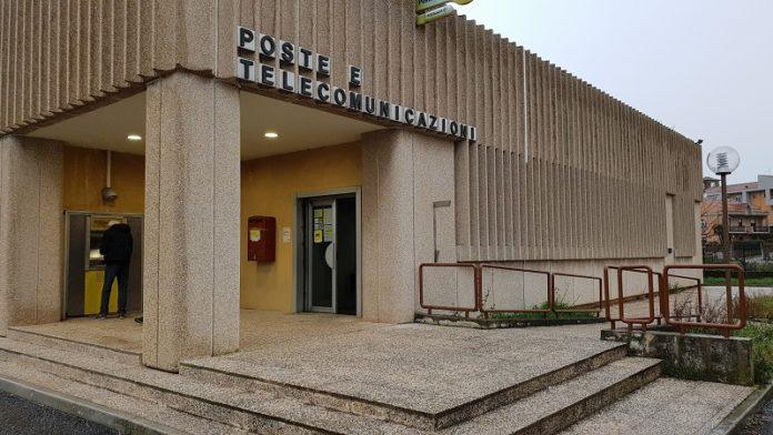 L'ufficio postale di Montalto di Castro