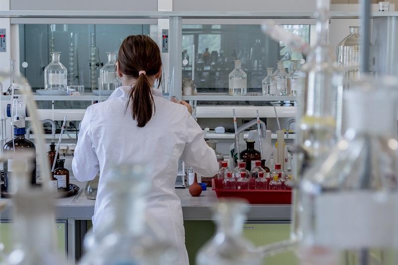 laboratorio di medicina