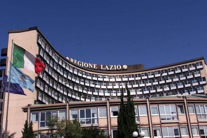 Il palazzo della Regione Lazio