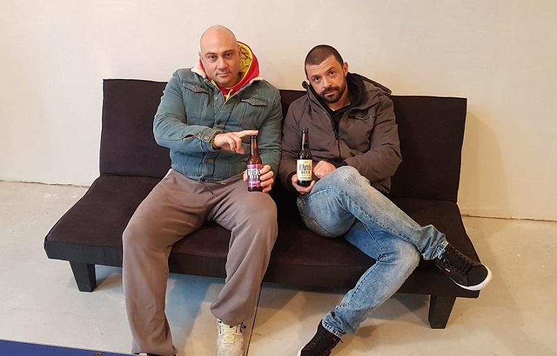 Leonardo Paolelli e Carlo Alessi