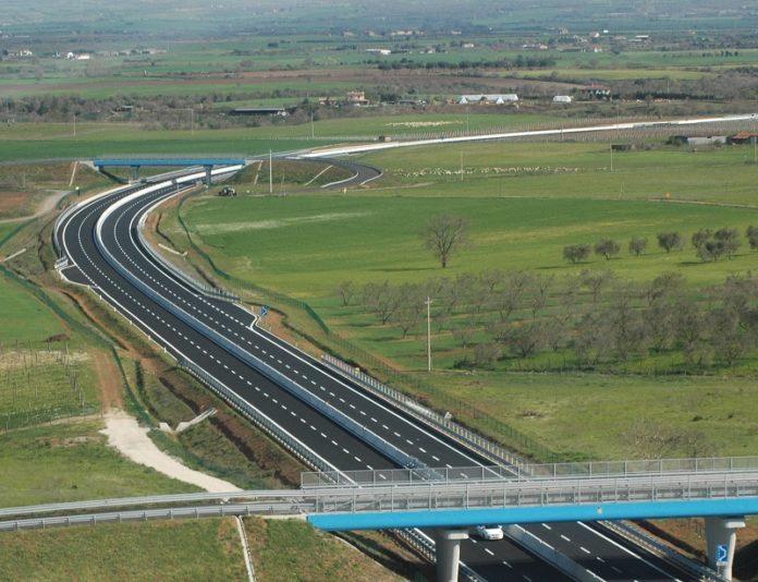 Superstrada Orte-Civitavecchia